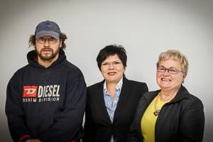 Vorstand von Stadthalten Chemnitz e.V.