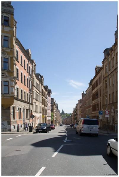 Zietenstraße in Chemnitz, 2013